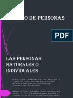 Derecho de Personas Diapositivas