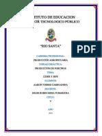 Informe de Campocerdos