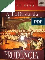 A política a prudência