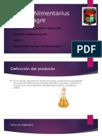 Codex Alimentarius VINAGRE