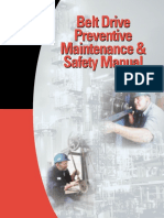 Belt Preventive Maintenance GATES