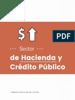 4 Sector de Hacienda y Credito Publico