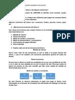 Preguntas de Macroeconomia evalucion 7