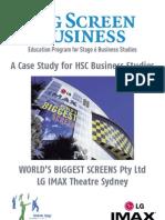 Big Screen Business 2007
