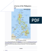 List of Protected Areas of the Philippines