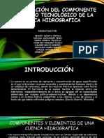 Identificacion Del Componente Economico de La Cuenca; Corregido