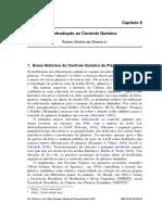 Capítulo 6 - Introdução Controle Químico