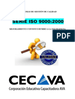 Tema 3.1 a Iso9000 Revision