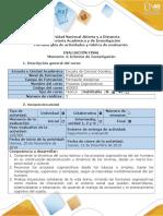 Guía de actividades y rúbrica de evaluación - Momento 4 - Informe de Investigación.doc