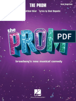 The Prom (Vocal Selections)
