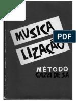 Gazzi de Sá Musicalização