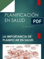 Planificacion Estrategica de Salud