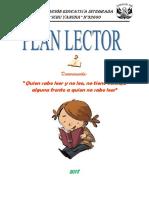 Plan Lector 2018 Ichu Yanuna