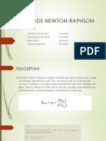 4 Metode Newton Raphson.pptx