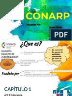 conarp- publicidad