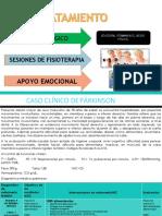 Parkinson Caso Clinico