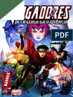 Vingadores - A Cruzada Da Inocência V1 01 [de 09] (07-2010) HQBR [Impossiveisbr.blogspot.com]