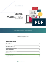 ANA Email Marketing Solution Study
