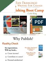 Self-Publishing Boot Camp Presentation