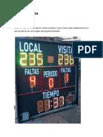 Informe Cronos Provincial