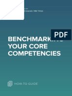 ANA Benchmarking Your Core Competencies