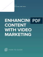 ANA Enhancing Content With Video Marketing