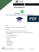 Redaccion Científica y Académica PA2 Enunciado s