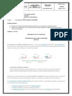 Guia de Aprendizaje Movimiento Rectilineo Uniforme (m.r.u). 2019-i (Guia 2)1