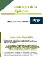 8 Farmacoterapia de La Epilepsia