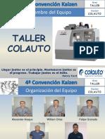 Kaizen Taller Colauto