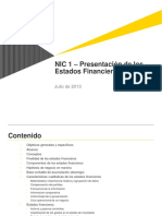 nic 1 presentacion de estados financieros