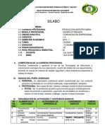 Silabus Comunicacion Empresarial 2015 I