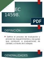 Norma Iso Iec14598