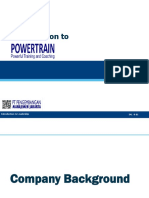 0118 PowerTrain Company Profile
