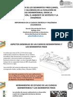 Mineralogía de sedimentos finos en estudios de cuencas sedimentarias