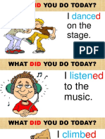 Simple Present Tense POWER POINT WITH SENTENCES