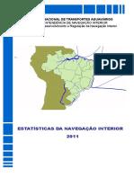 Estatísticas Da Navegação Interior 2011