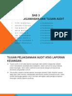 Bab 3 Audit Bukti audit