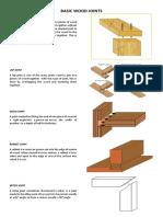Basic Woodjoints