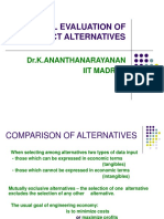 2. Financial Evaluation of Project Alternatives