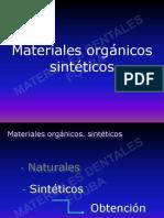 26 Mat Organico Sintetico