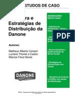 Distribuição Danone