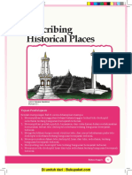 Chapter 8 Describing Historical Places