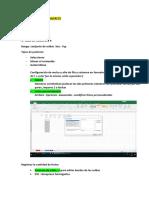 Clase Excel Básico 06