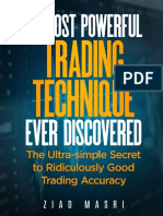 The Most Powerful Trading Technique Ever Discovered