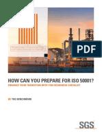 SGS CBE ISO 50001 Readiness Checklist En