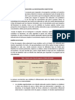 Introducción a La Investigación Cuantitativa