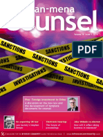 Asian-mena Counsel Sep 2019 Sanctions and Investigations v16i9 Eversion 3