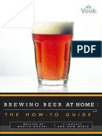 Brewing Beer at Home the How to Guide
