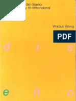 Fundamentos Del Diseno Bidimensional y Tridimensional, Wucius Wong